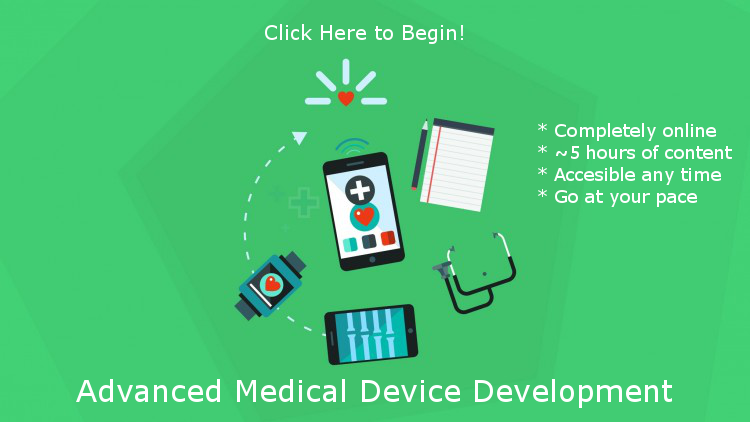 Advanced Medical Device Training Course