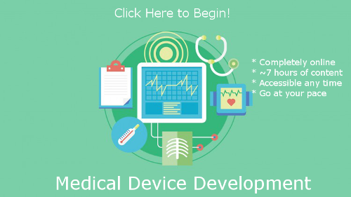 Medical Device Training Course